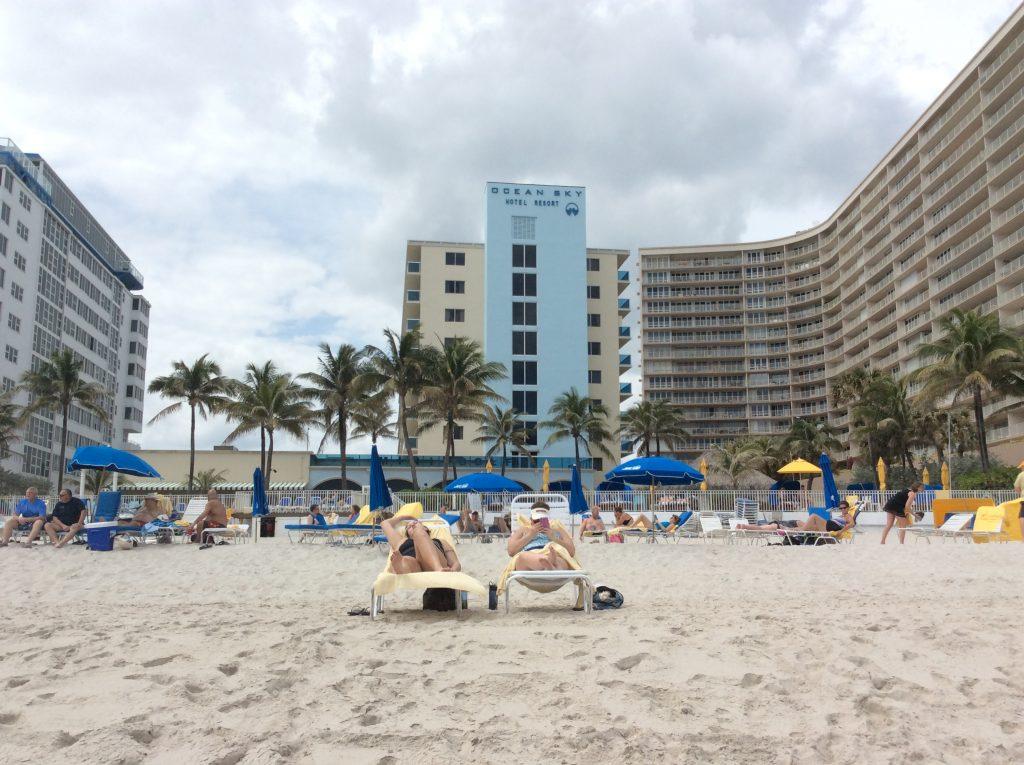 Fort Lauderdale Ocean Sky Hotel