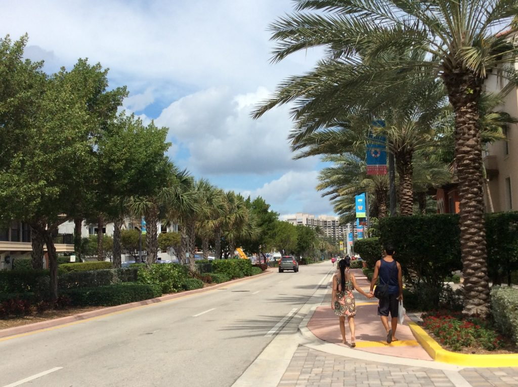 Fort Lauderdale Caminhar