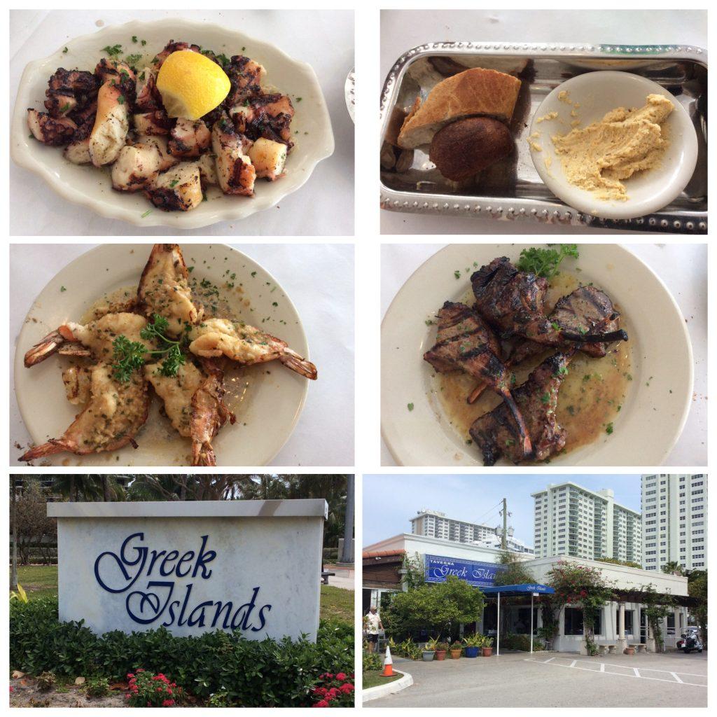 Fort Lauderdale Restaurante Greek Islands