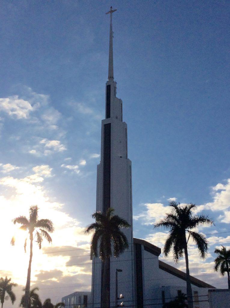 Fort Lauderdale Igreja2