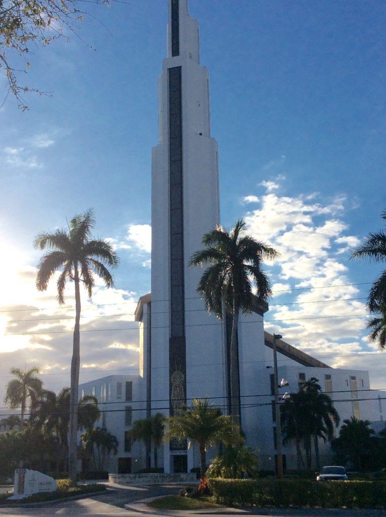 Fort Lauderdale Igreja 1