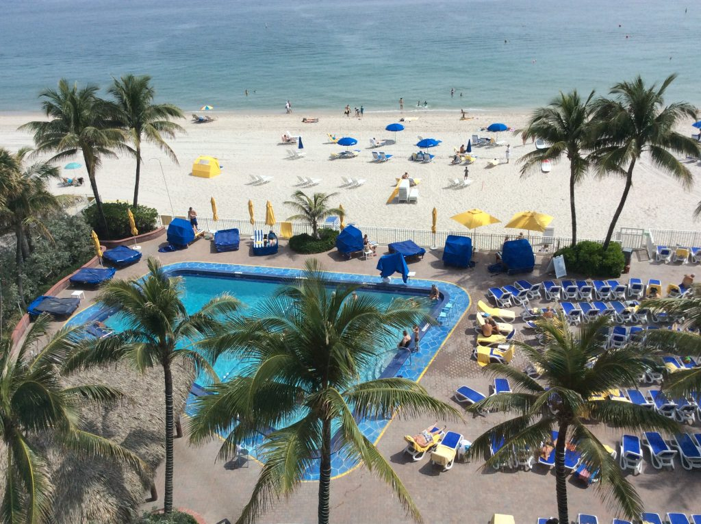 Fort Lauderdale Hotel Ocean Sky