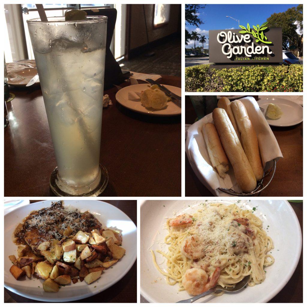 Fort Lauderdale Restaurante Olive Garden