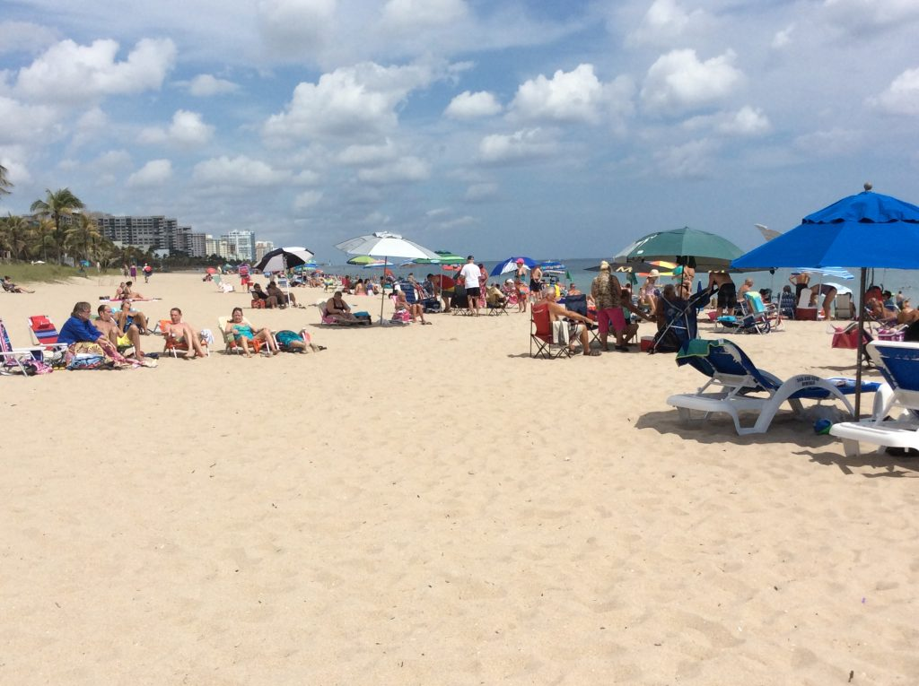 Fort Lauderdale praia 2