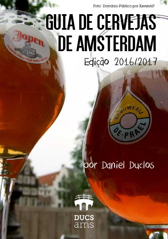 Amsterdam guia de Cervejas