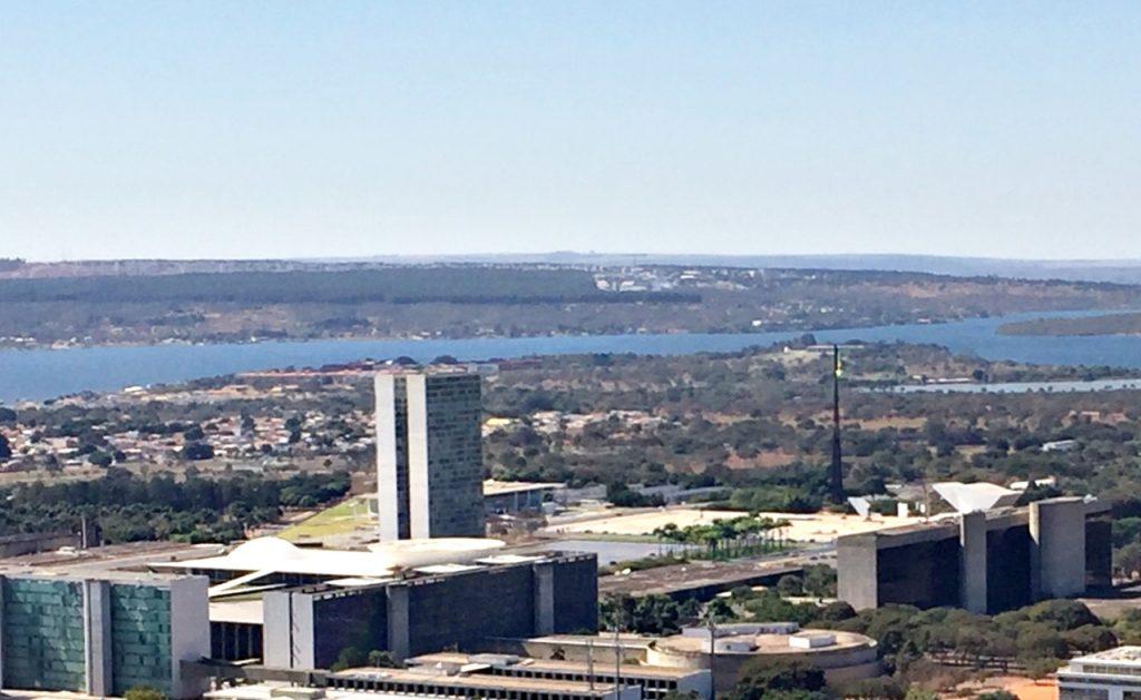 Brasília Vista de Cima Lago