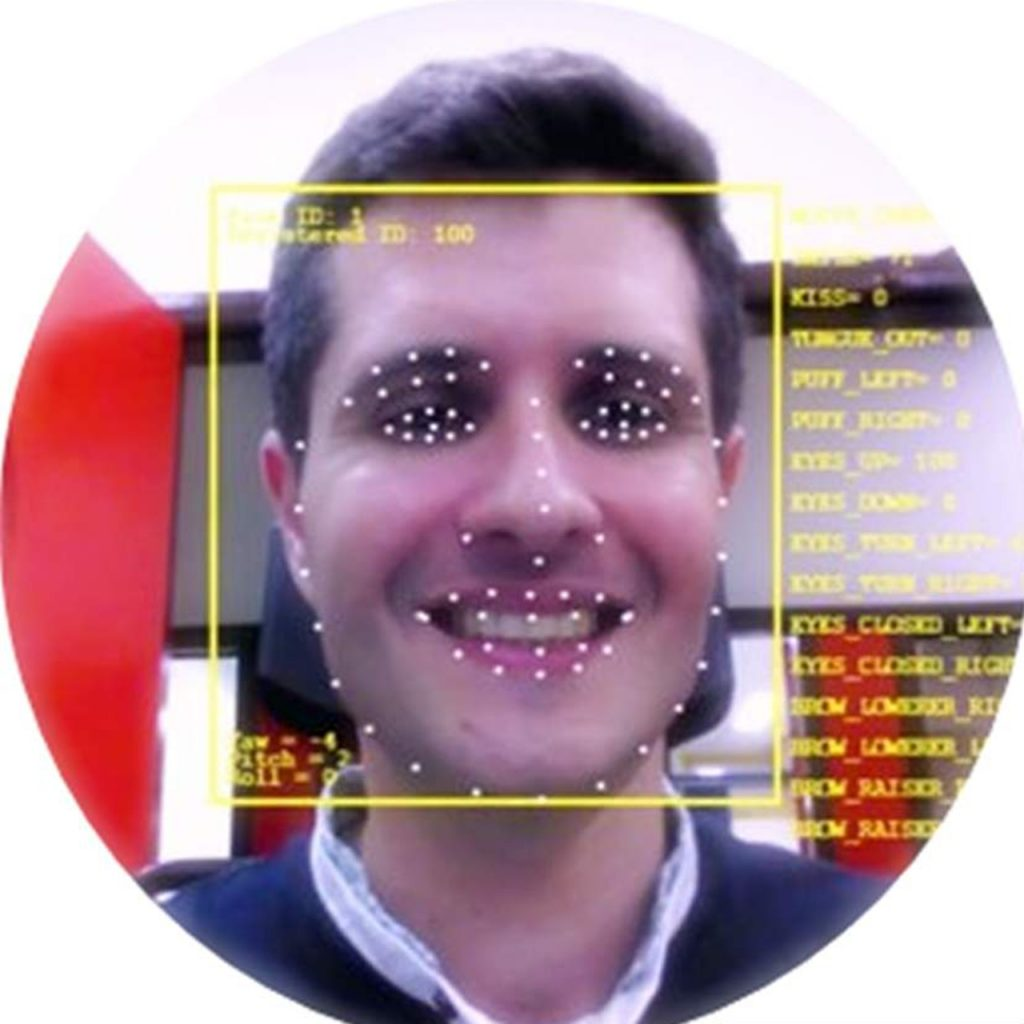 Segurança nos Aeroportos Reconhecimento Facial