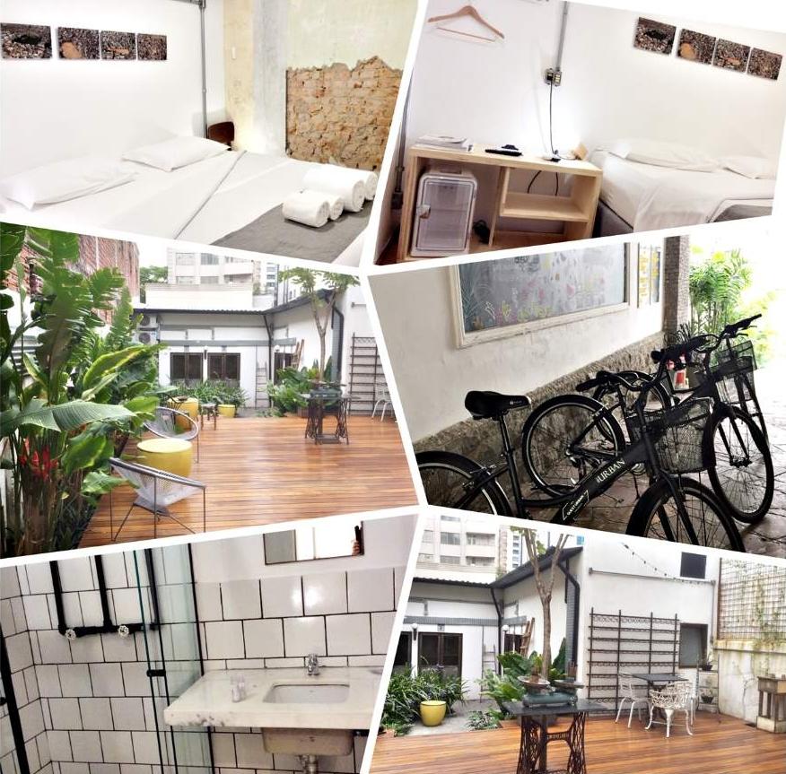 São Paulo Hotel Guest Urban