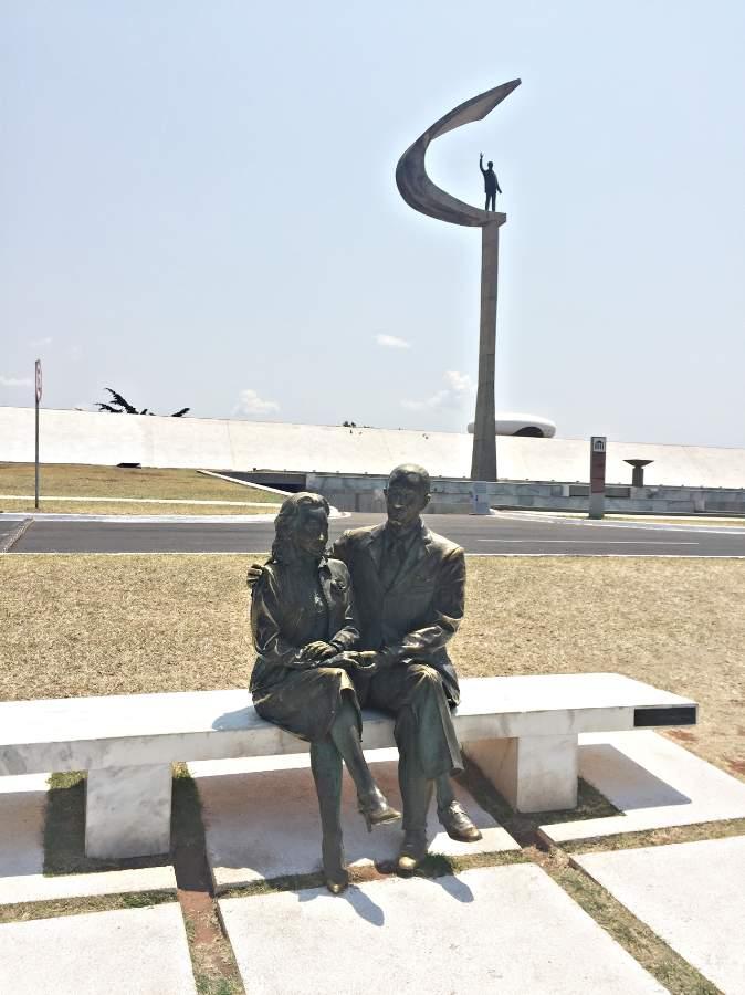 Memorial JK Casal JK e Sarah