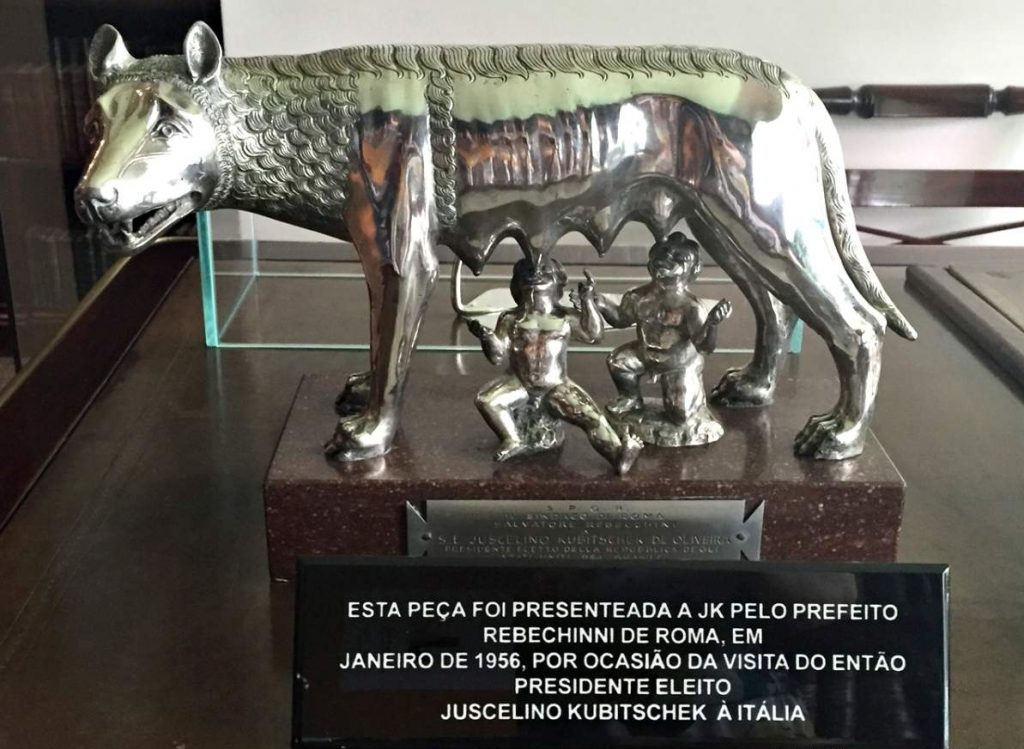 Memorial JK Presente Roma