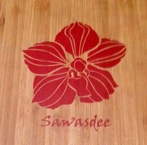 Restaurante Sawasdee Logo1