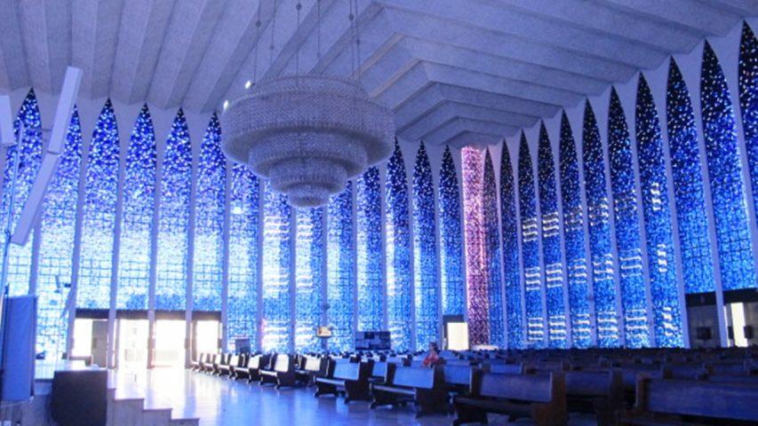 Santuário Dom Bosco – uma das 5 igrejas históricas de Brasília