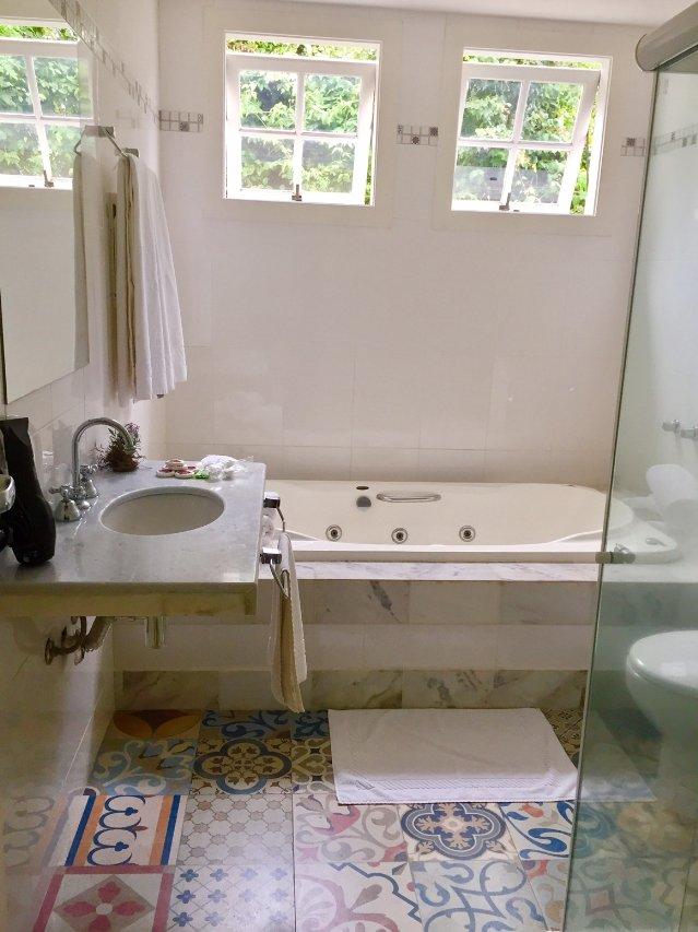 Pousada Altenhaus banheiro2
