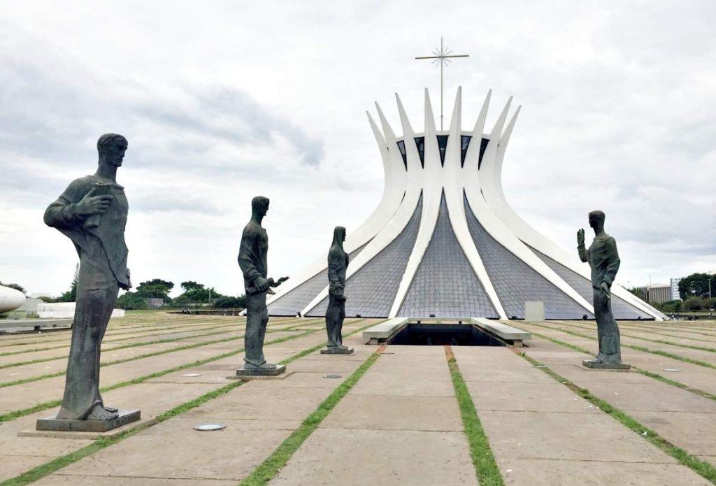 Brasilia Catedral Metropolitana Apostolos