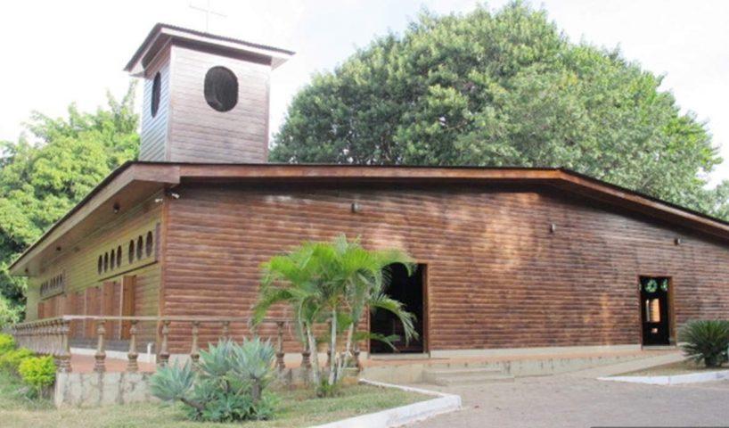 Paróquia Nossa Senhora do Rosário de Pompeia – uma das 5 igrejas históricas de Brasília