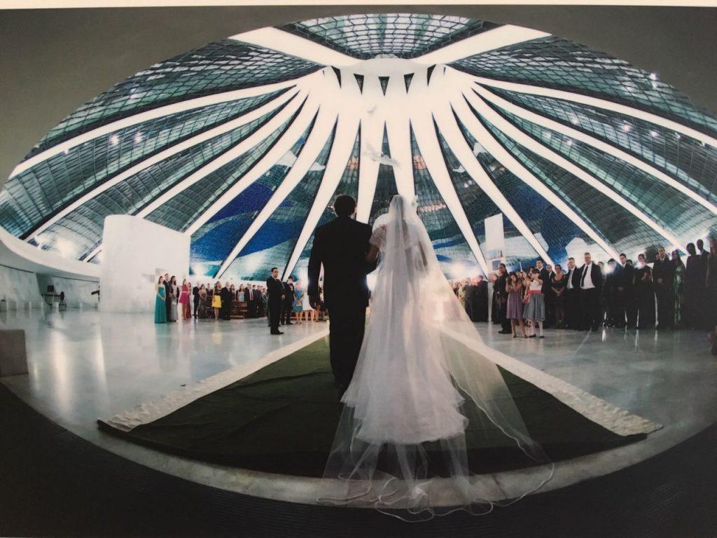 Brasilia Catedral Metropolitana Casamento Amanda-