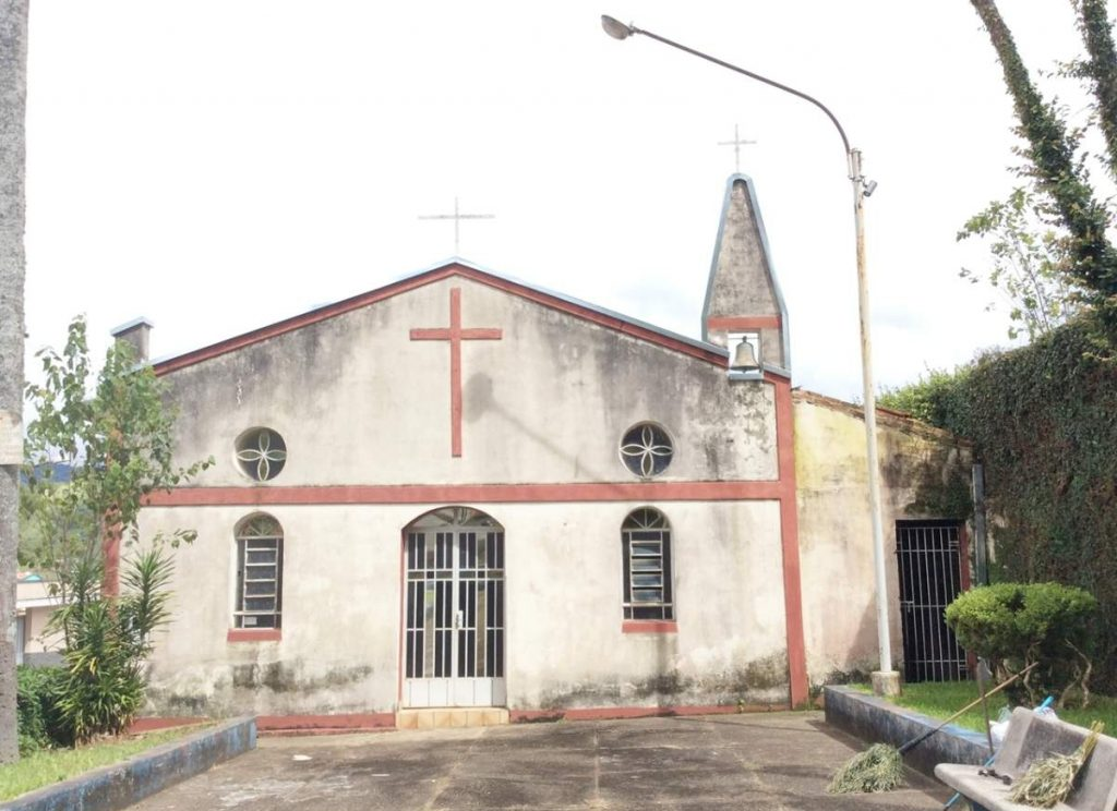 Camambucaia Igreja de Nossa Senhora