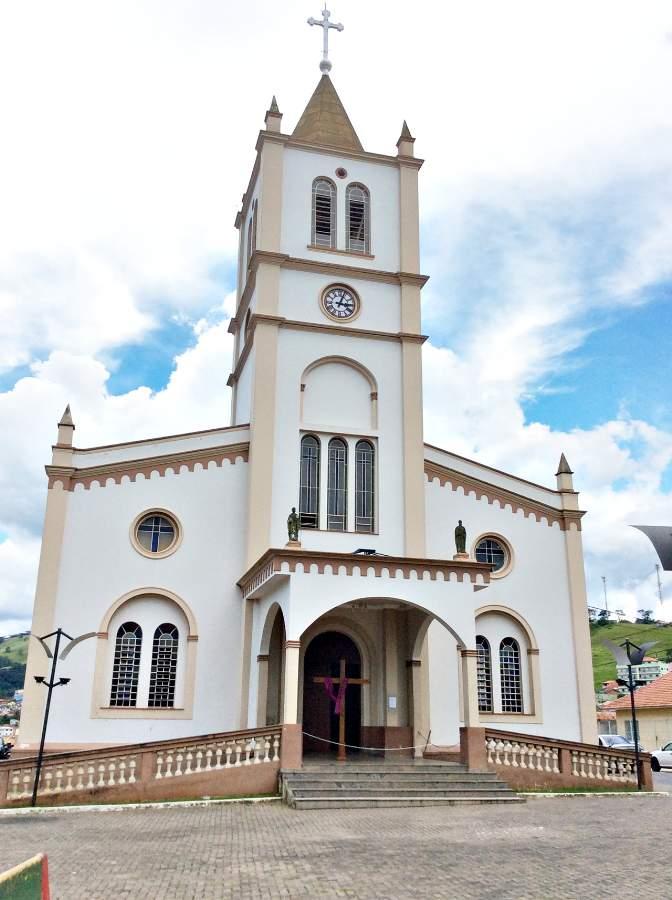 Camanducaia Igreja Imaculada Conceição