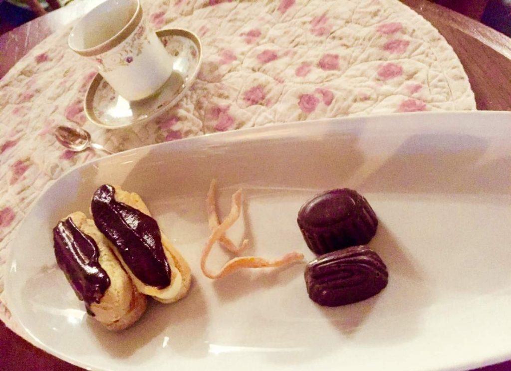 Monte Verde Bistrô Provence Café Chocolate