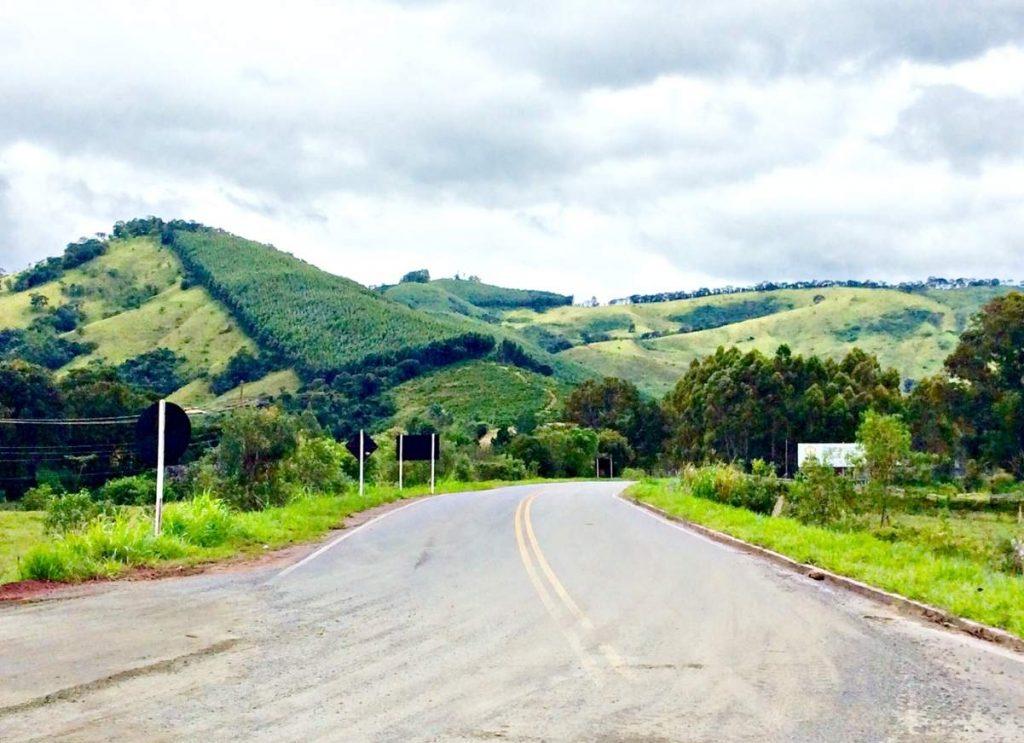 Monte Verde Estrada Montanhas