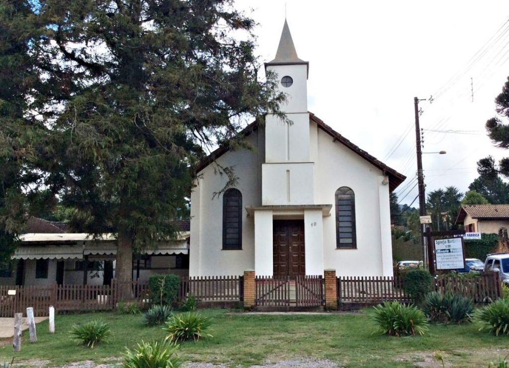 Monte Verde Igreja Batista