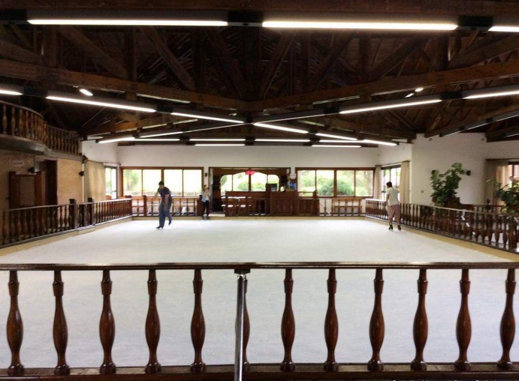 Monte Verde patinação no gelo