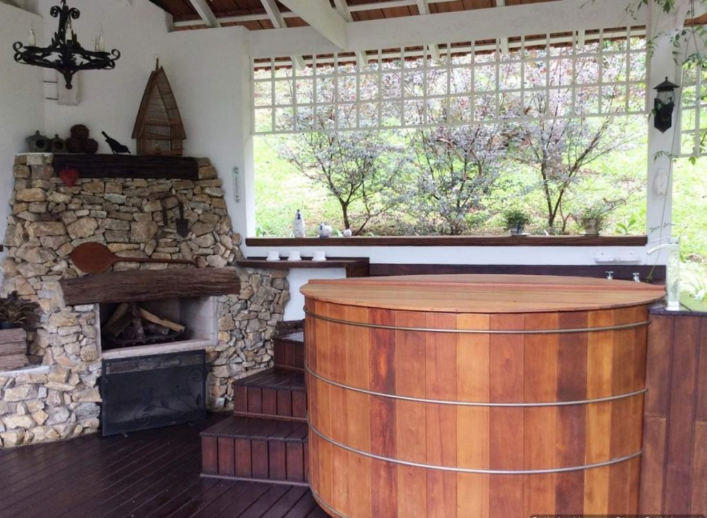 Monte Verde Pousada Provence Cottage Ofuro