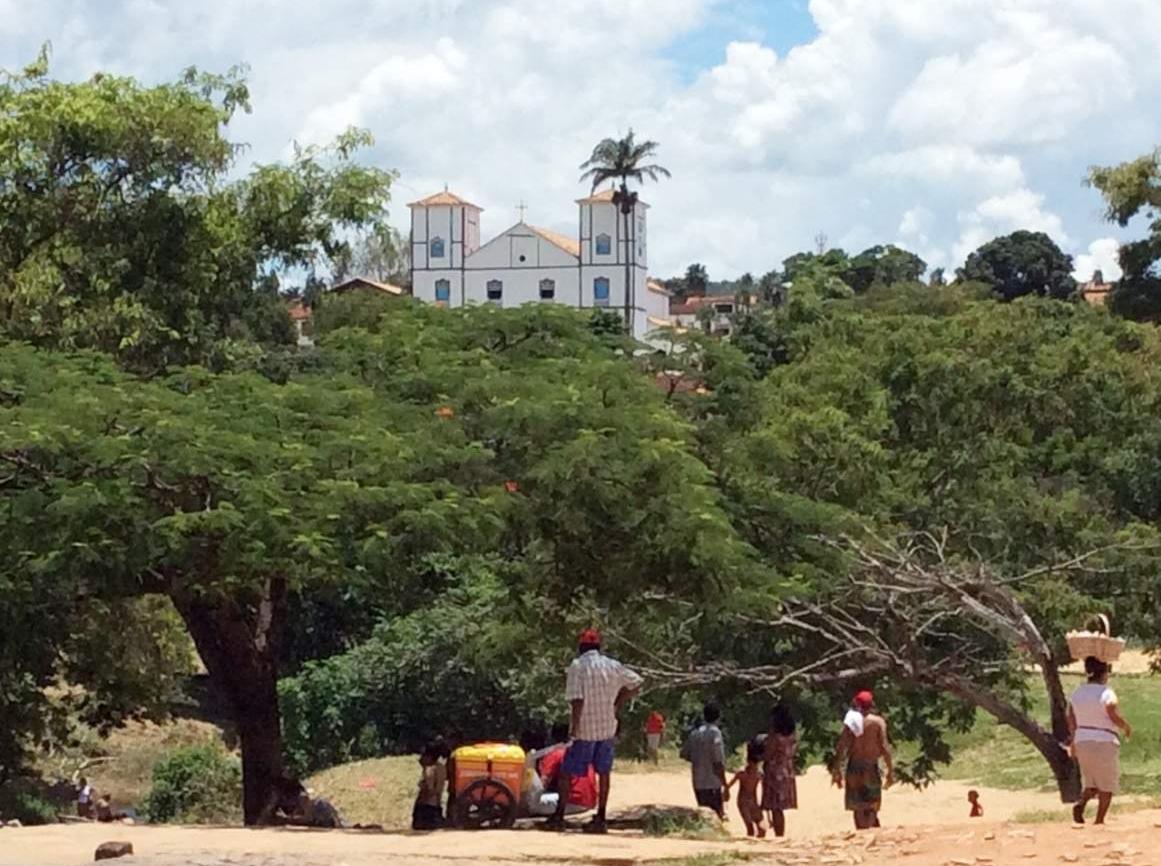 Pirenópolis o que fazer Igreja Matriz