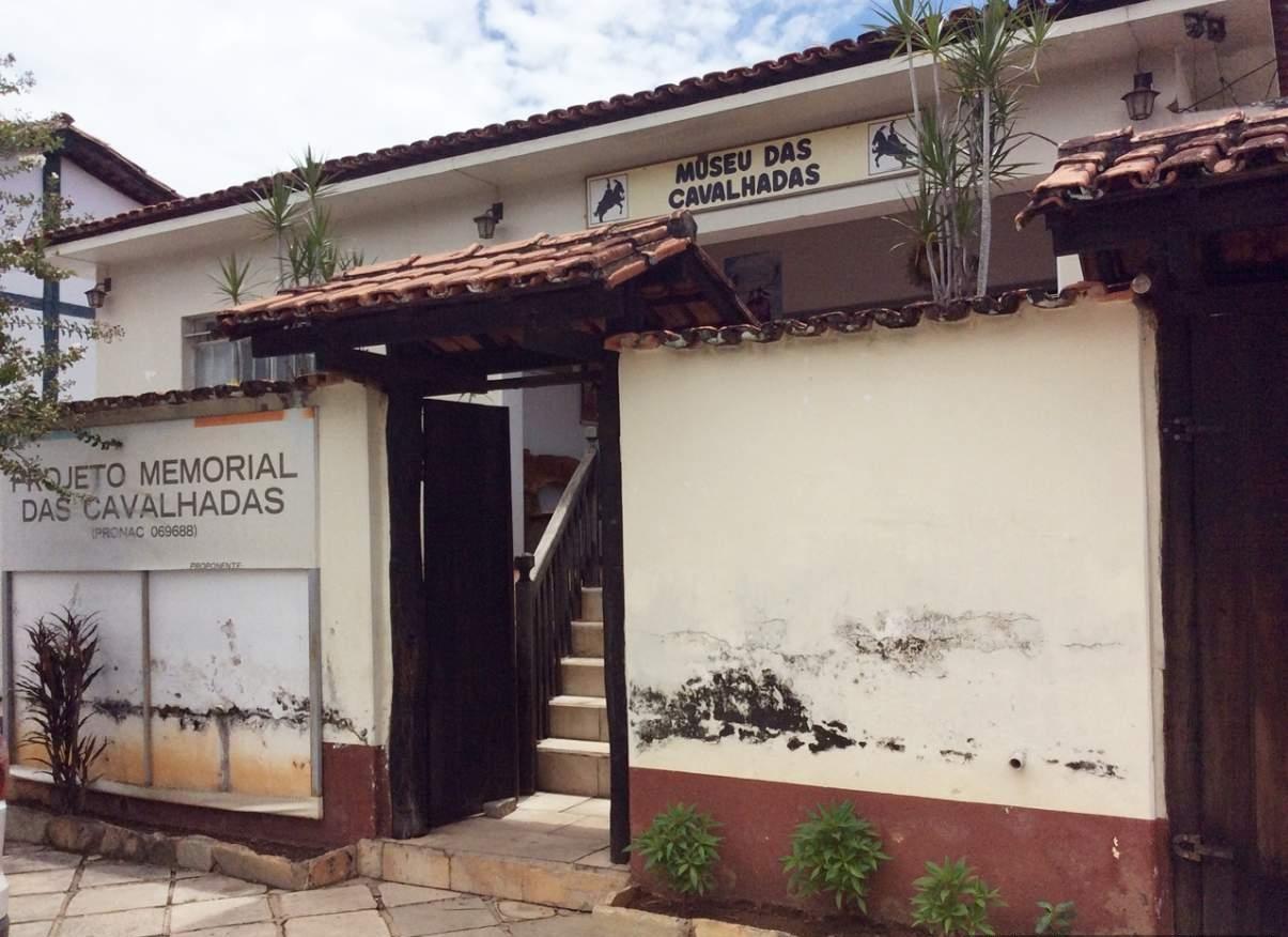 Pirenópolis o que fazer Museu das Cavalhadas