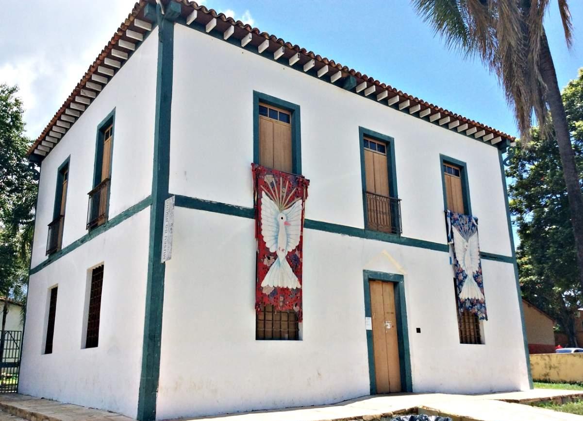 Pirenópolis o que fazer Museu do Divino