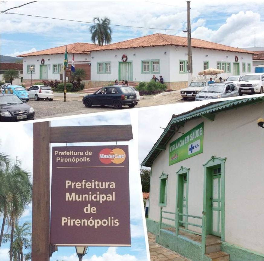 Pirenópolis o que fazer Prefeitura