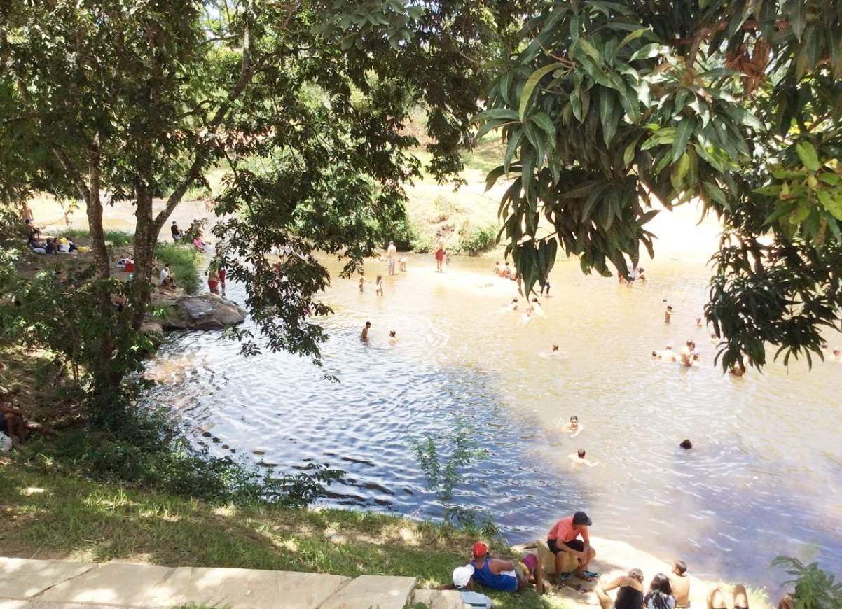 Pirenópolis o que fazer Rio das Almas