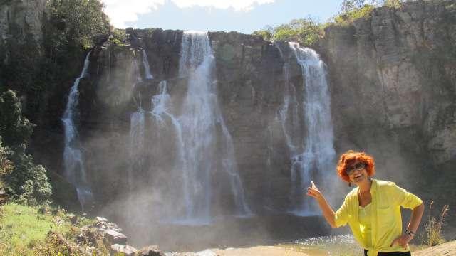 Salto Corumbá – cachoeiras, trilhas, gruta, um paraíso pertinho de Brasília