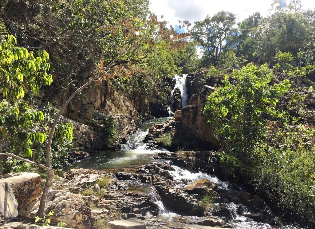 Salto Corumbá Cachoeira Rasgão