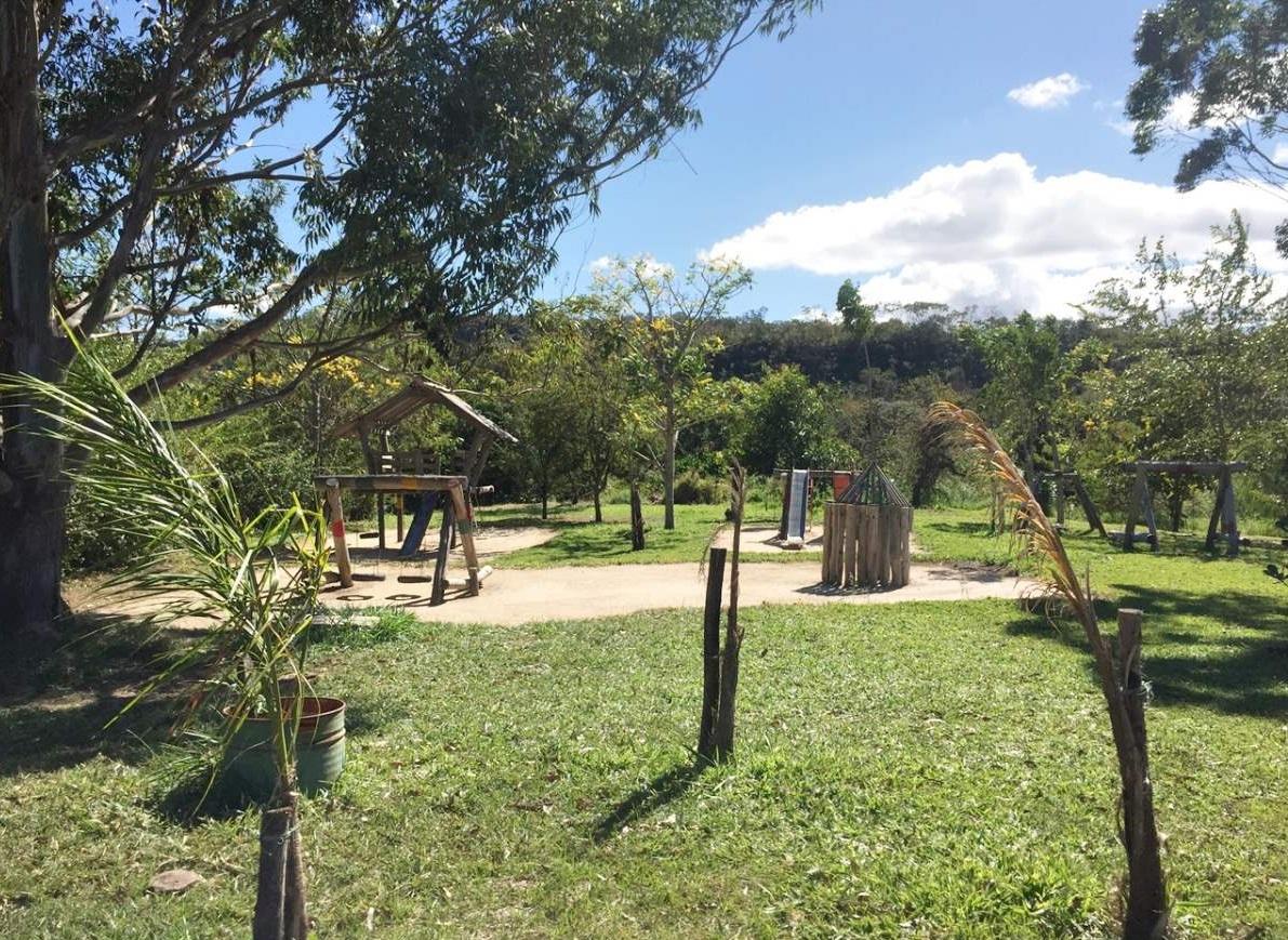 Salto Corumbá Parque Infantil