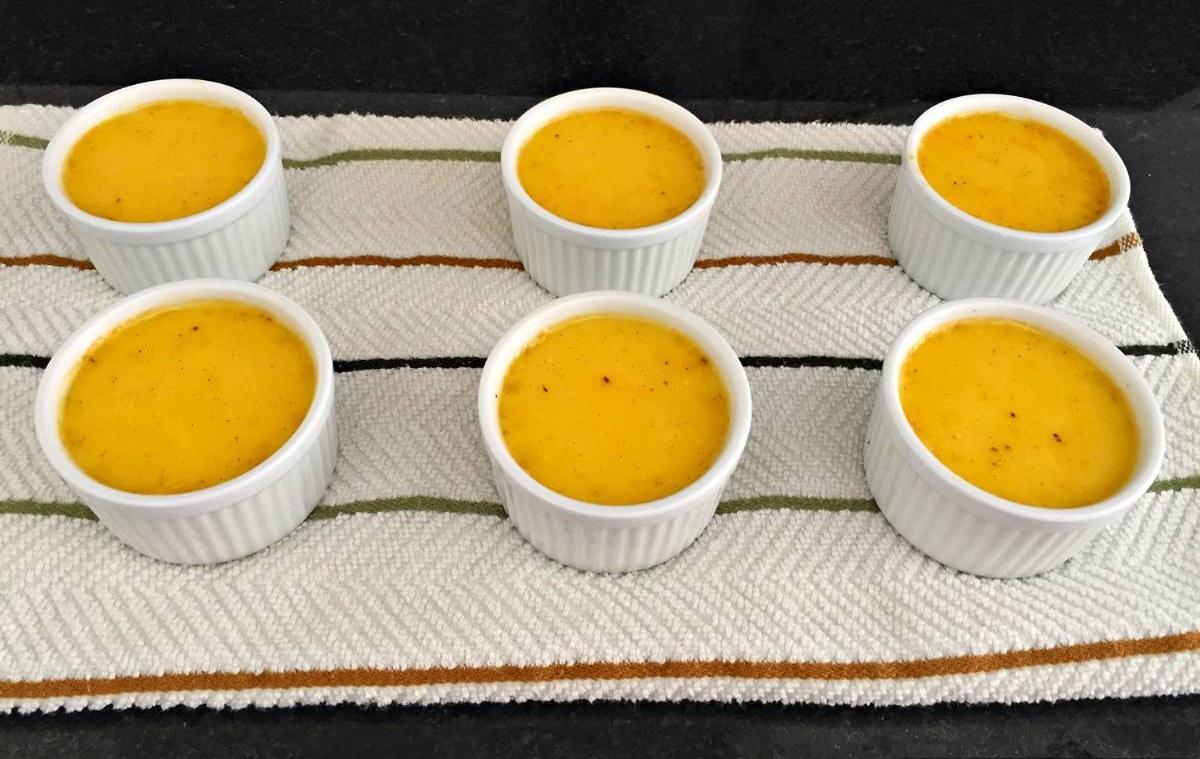 Crème Brûlée