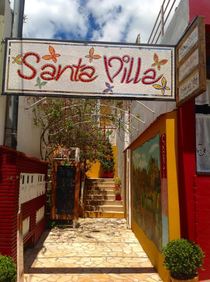 Gonçalves Casa de Chá Santa Villa
