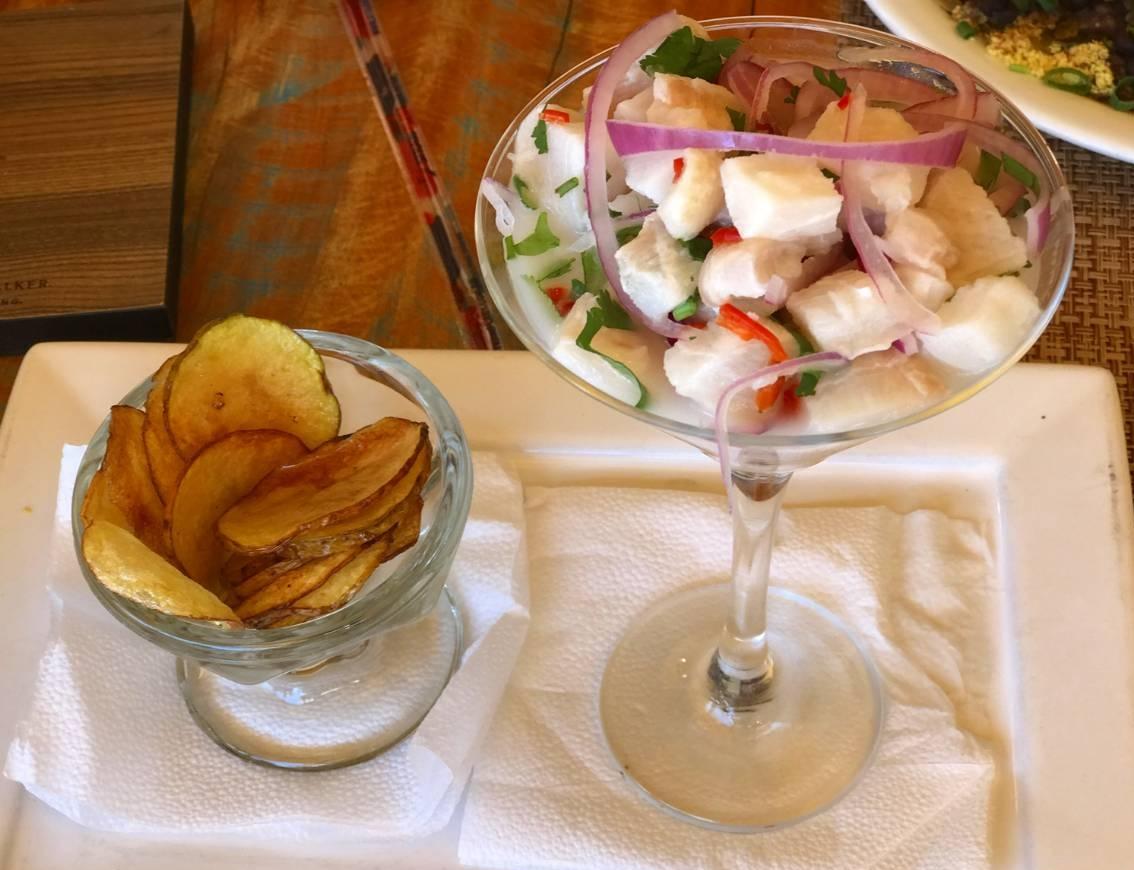 Restaurante Liv Lounge Ceviche