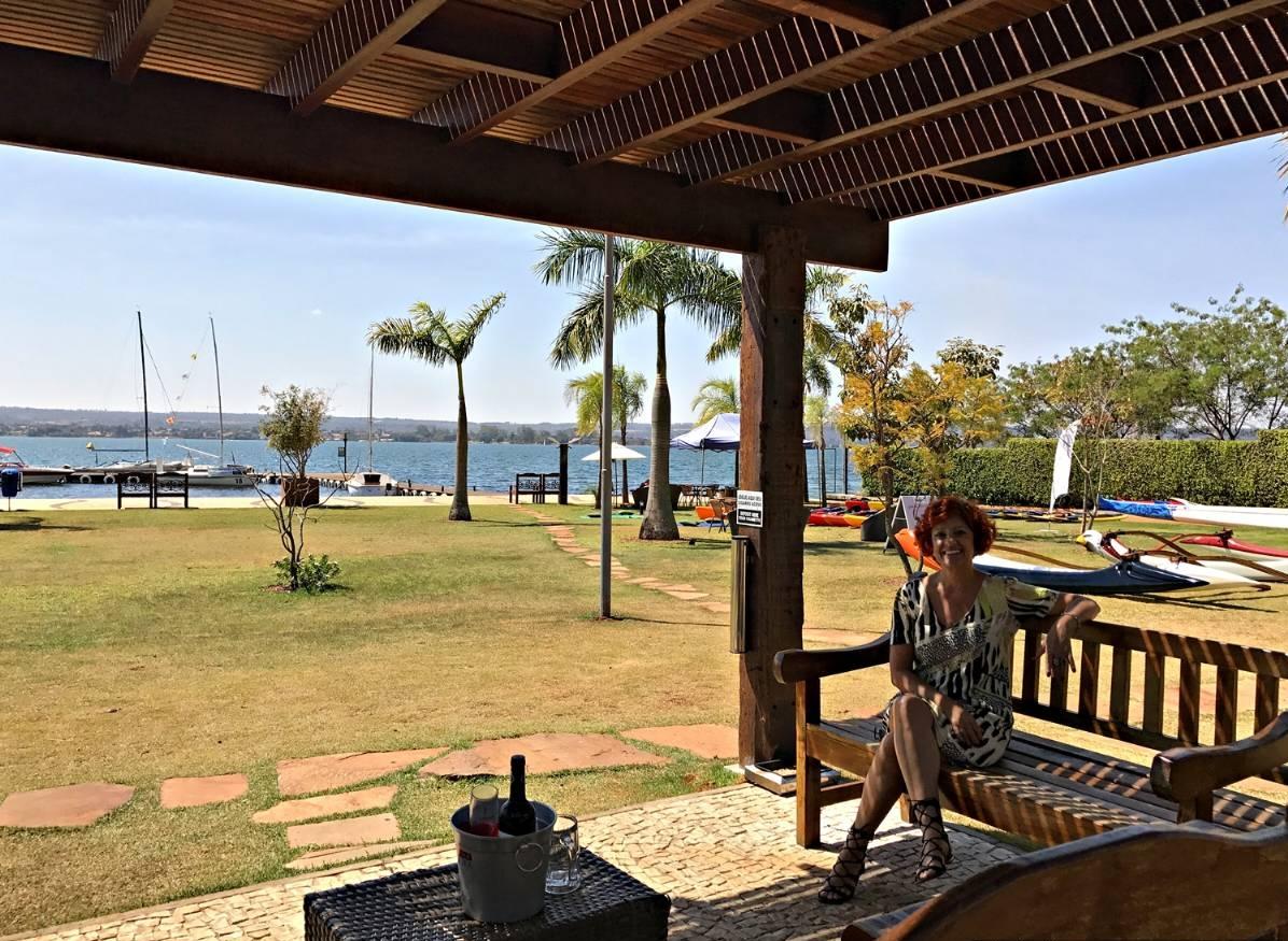 Restaurante Liv Lounge Gazebo