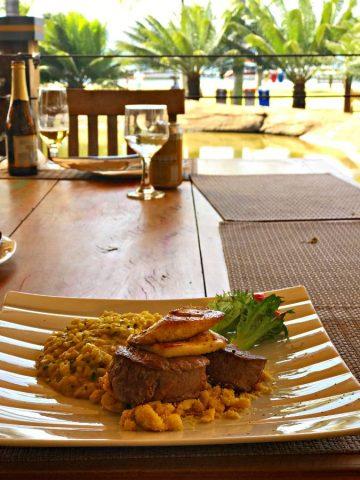 Restaurante Liv Loung em Brasília – o mar ou o lago?