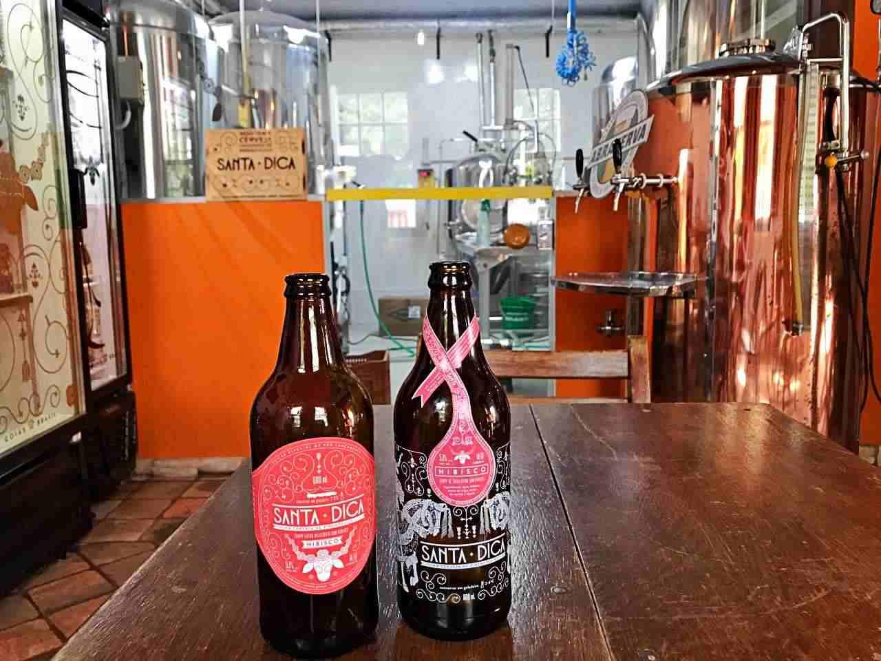Santa Dica Cervejaria Artesanal - Pirenópolis