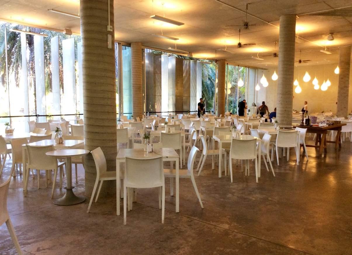 Museu Inhotim - Restaurante Oiticica