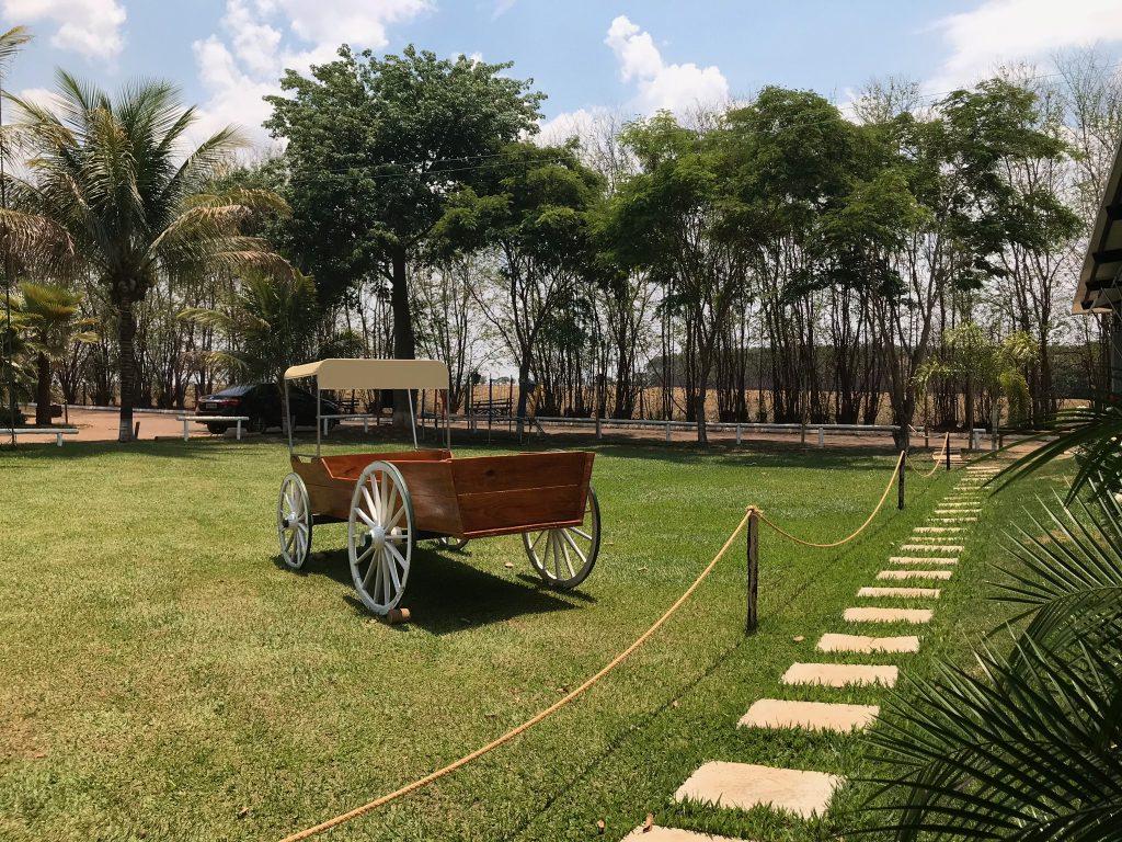 Vinícola Goiás em Itaberaí