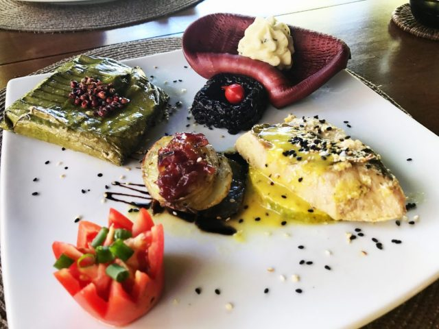 Tao Paradise-gastronomia gourmet italiana num paraíso indonésio