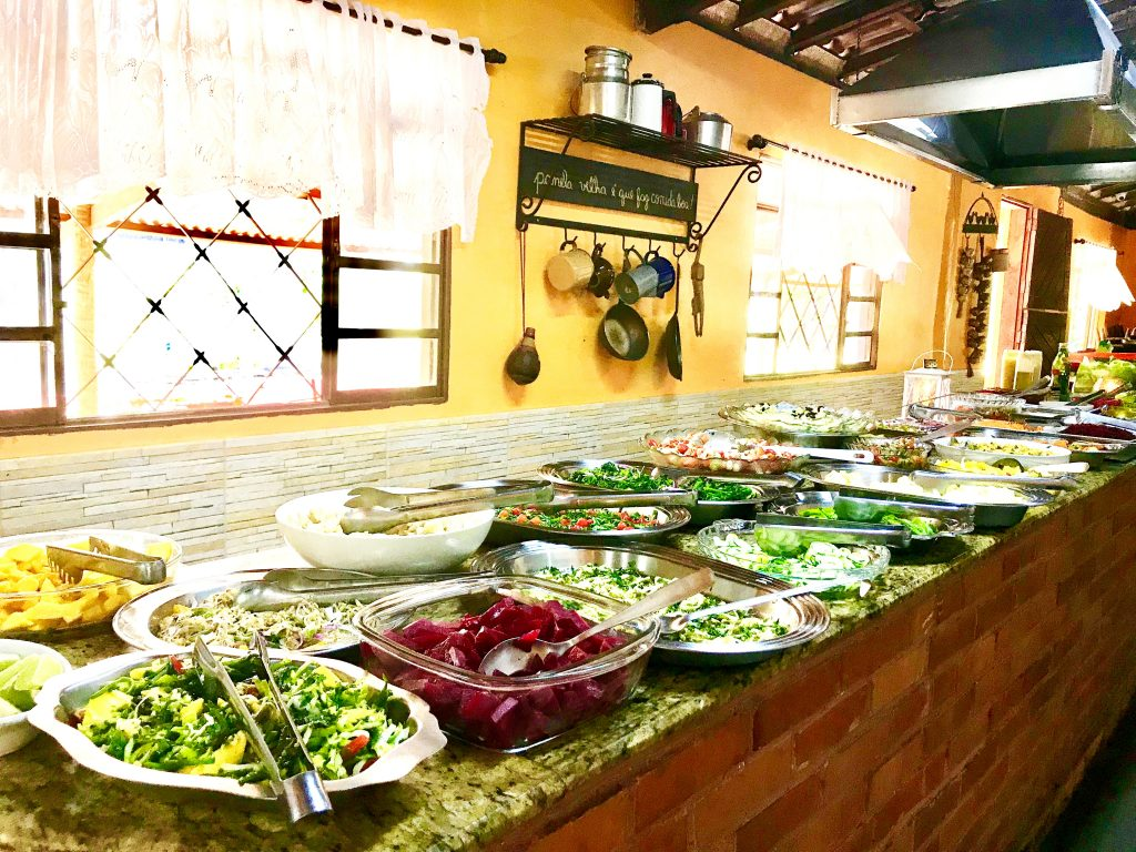 Tancho Canabrava-Restaurante