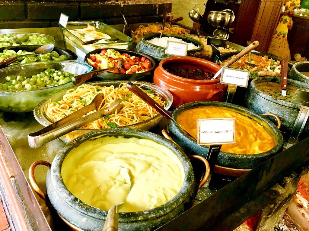 Rancho Canabrava- Restaurante