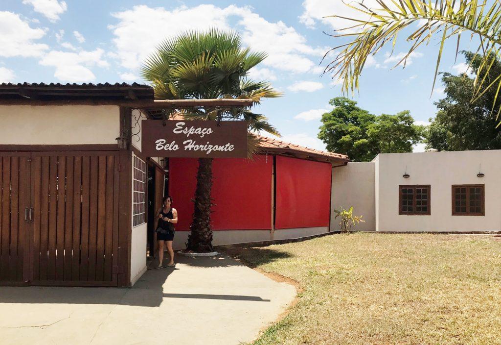 Rancho Canabrava- Salão Belo Horizonte