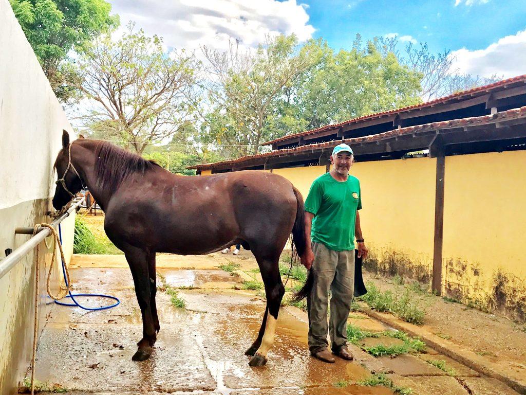 Rancho Canabrava-treinador cavalos