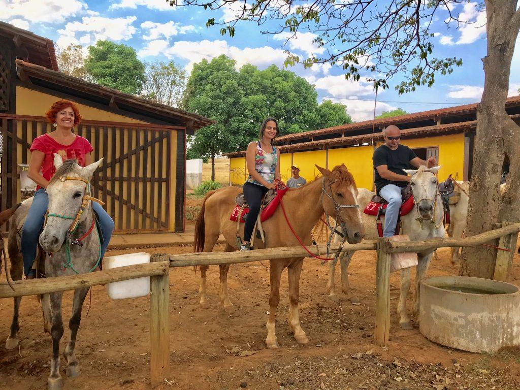 Rancho Canabrava - Passeio a Cavalo