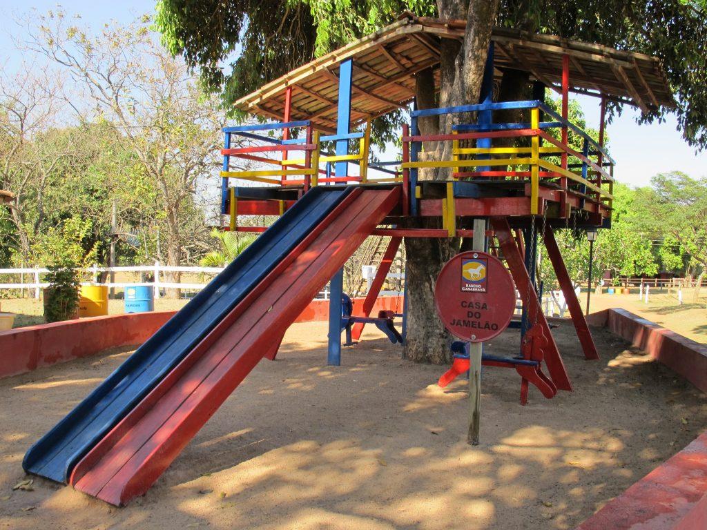 Rancho Canabrava - Parque Infantil